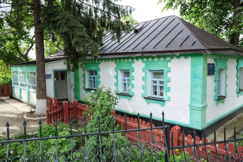 Садиба-музей-Чорновола